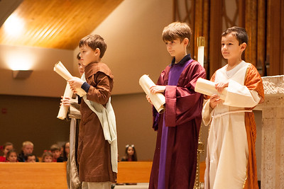 STCS Christmas Pageant