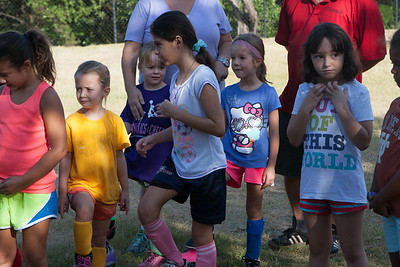 Soccer Clinic: 1st and 2nd