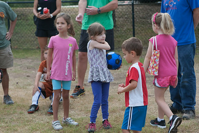 Soccer Clinic: Pre-K and Kinder