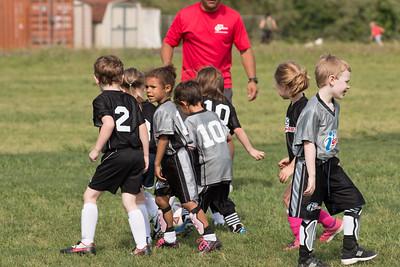 Soccer: Pre-K Spring